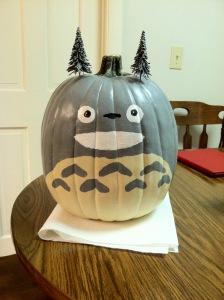 Pumpkin Totoro
